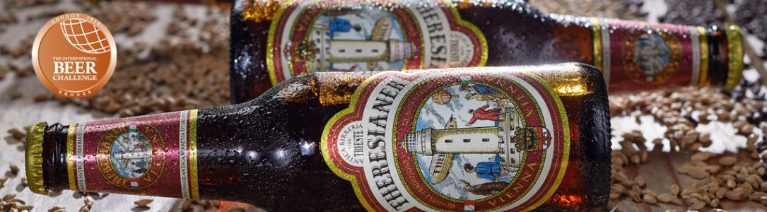 Theresianer Vienna conquista la Medaglia di Bronzo  all' International Beer Challenge 2015 – Londra