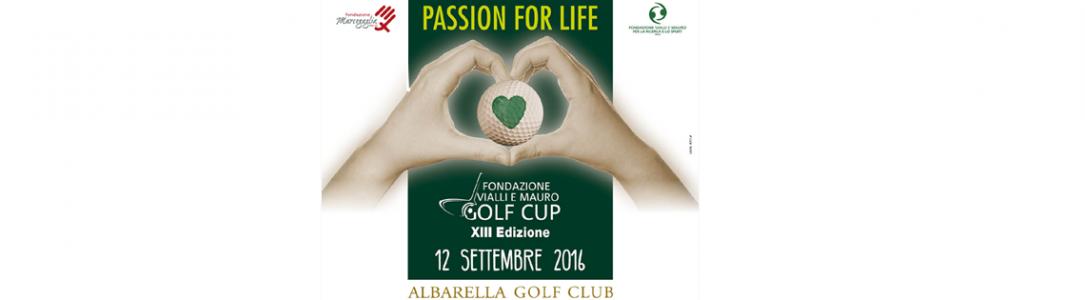 Birra Theresianer presente alla XIII edizione della Pro Am Fondazione Vialli e Mauro Golf Cup, il 12 settembre, al Golf Club di Albarella.