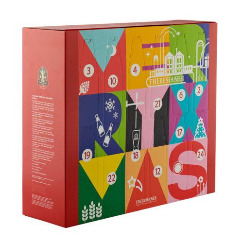 Calendario dell'Avvento birra Theresianer 2020