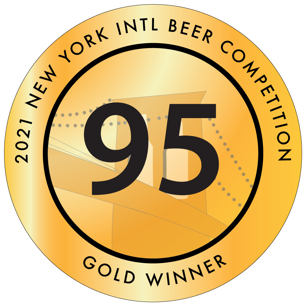NY beer competition gold